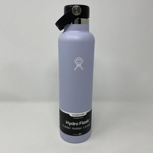 Hydro Flask 24-Ounce Standard Mouth Bottle Violet